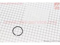 Кольцо поршневое 35х1,2мм Husqvarna 125R/128R (в коробке) [Китай]