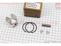 Поршень, кольца, палец к-кт 40мм (палец 9мм) OLEO MAC 740, SPARTA 40 [SABER]