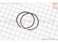 Кольца поршневые 38х1,2мм MS-180/181 [ТАТА]