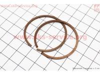 Кольца поршневые 38х1,2мм MS-180/181 (в коробке) [Китай]