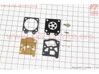 Ремонтный комплект карбюратора 4500/5200, 8 деталей [Китай]