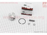 Поршень, палец, кольцо, к-кт 38мм (палец 10мм) OLEO MAC 937/GS370, для EFCO 137/MT3700 [Китай]