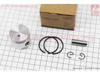 Поршень, кольца, палец к-кт 35мм (палец 10мм) Stihl FS-120 [SABER]