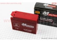 "Аккумулятор ""таблетка-Yamaha/suzuki"" GT4B-5 (L113*W39*H87mm), 2020 [Mototech]"