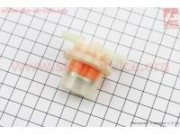 Фильтр топливный с отстойником (элемент - бумага) [Китай]