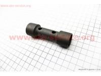 Ключ свечной для 2T/4Т - 21/18mm  (каленый) [Китай]