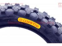 Шина 90/100-14 шипованная KROSS CX246 [CENEW]