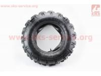 Шина на мототрактор 7,50-16 с камерой (Zubr) 10PR [Viper]