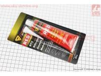 Gasket Maker RED- ГЕРМЕТИК силиконовый высокотемпературный красный 85g [FUSION]