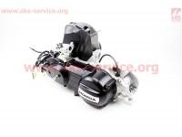 Двигатель скутерный в сборе 2Т HONDA LEAD 90 JAPAN [Китай]