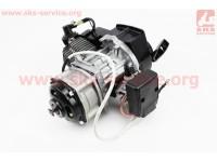 Двигатель для детского квадроцикла, минибайка с ЭЛЕКТРОСТАРТЕРОМ, 2Т 50сс [Китай]