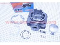 Цилиндр к-кт (цпг) Suzuki AD65сс-44мм (палец 10мм) (SEPIA; SEPIA ZZ; MOLLET) [GXmotor]