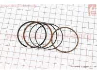 Кольца поршневые 80сс 47мм +1,00 [KOSO]