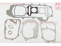 Прокладки двигателя к-кт 47мм-80cc (длинный вариатор) [Formula]