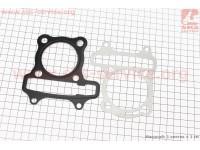 Прокладки поршневой к-кт 125cc [GXmotor]