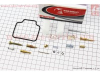 Ремонтный к-кт карбюратора 150сс, 17 деталей+поплавок [ZHENGHE]