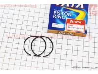 Кольца поршневые 50сс 40мм + 0,25 [TATA]
