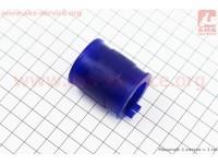 Патрубок карбюратора Yamaha STELS/2Т-рем.(синий) [SALO]