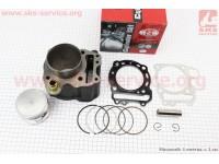 Цилиндр к-кт (цпг) Honda CH250 - KAB250 72мм (палец 17мм) [SEE]