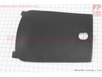 пластик - крышка пластика под сиденьем переднего (моторного отсека, для 314059) [Китай]