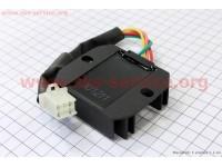 Реле-регулятор напряжения (с проводами) ACTIVE [GXmotor]
