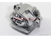Головка цилиндра в сборе CB-125cc полный к-кт [Viper]