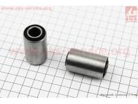 Сайлентблок двигателя к-кт 2шт (25*12*45/41) [DDL]