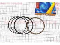 Кольца поршневые СВ150сс 61мм STD [TATA]
