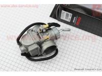 Карбюратор SPORT 2T/4T 150-180cc (d=24mm), дросель под трос, оригинальный [KEIHIN]