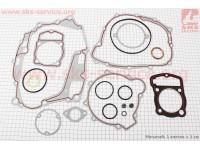 Прокладки двигателя к-кт CB-150cc 62мм [DDL]