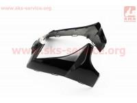 Yamaha BWS125-150 пластик - передний основной (подклювник) [Китай]