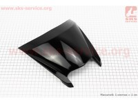 Yamaha BWS125-150 пластик - накладка клюва верхняя (под горизонтальную фару) [Китай]