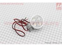 Фара дополнительная светодиодная - 4 LED с креплением [Китай]