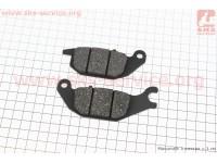 Viper - V200-F2/V250-F2 Тормозные колодки задние дисковые [Китай]