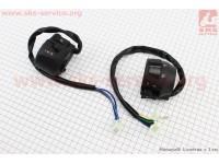 Viper - V200R Блок кнопок на руле левый + правый [Китай]