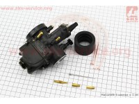 Карбюратор SPORT PWK 30 (d=30mm) с мех. заслонкой [KEIHIN]