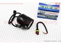 Фара дополнительная светодиодная влагозащитная - 6 LED, 60мм, УЦЕНКА (без крепления) [CYT]