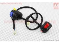 Viper - V200-R2 Блок кнопок на руле левый + правый, пара [Китай]
