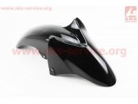 Viper - V200-R2 пластик - крыло переднее, ЧЕРНЫЙ [Китай]