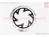 Loncin- LX300-6 Диск тормозной передний [Китай]