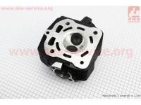 Головка цилиндра 250cc-67mm + клапана к-кт - водяное охлаждение [Китай]