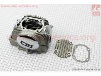 Головка цилиндра в сборе Yinxiang YX125 (CB-125cc) полный к-кт [Китай]