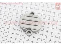 Крышка головки цилиндра, где клапана (круглая) YX150/160 [Китай]