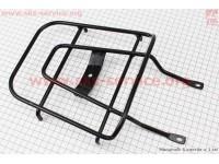 Honda DIO AF-34/35 Багажник задний под кофр (метал) [Китай]