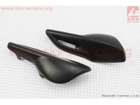 Yamaha BWS100 пластик - защита для рук лев., прав. к-кт 2шт, тип 2 [Китай]