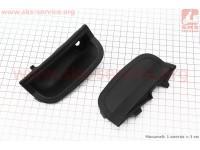 Yamaha JOG APRIO пластик - лючок масляного бака к-кт 2шт [Китай]