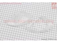 """Yamaha JOG POCHE SA-01/04 """"стекло""""- поворотов задних к-кт 2шт, прозрачные [Китай]"""