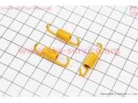 Пружина вариатора к-кт 3шт Honda DIO AF34 - 1500об/мин [Китай]