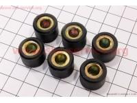Ролики вариатора 6шт, Honda/GY6 16*13 - 8,0г STD [Китай]