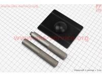 Съемник-рассухариватель клапанов, набор [KAILE]